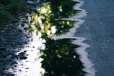 25 Wonderful Wet Road Pictures