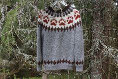 Villmarksgenseren (The Wilderness Sweater) pattern by Linka Karoline Neumann Yarn Crafts, Knit Patterns, Ravelry, Tie Dye, Wool, Knitting, Crochet, Creative, Sweaters