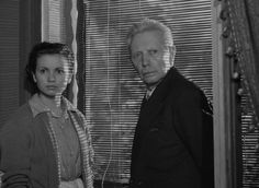 Umberto D. (Vittorio De Sica, 1952) /  Cinematography by G.R. Aldo