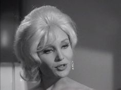 Susan Oliver in Route 66 Susan Oliver, Blonde Actresses, High Cheekbones, Green Girl, Brigitte Bardot, Route 66, Blue Eyes, Face, People