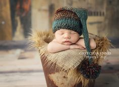 Hey, I found this really awesome Etsy listing at http://www.etsy.com/listing/128797264/newborn-knit-elf-hat-ready-to-ship