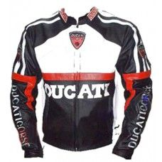 Ducati Leather jacket For Bikers