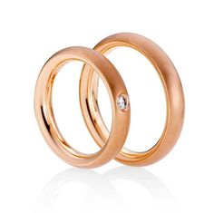 www.ORRO.co.uk - Niessing - Wedding Rings - Seamless, no beginning and no end... ORRO Contemporary Jewellery Glasgow...