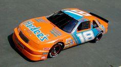 Galerie Race Cars » Days of Thunder #18 Hardees Restaurants Lumina
