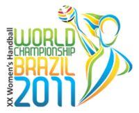 Logo Mundial Balonmano Femenino 2011