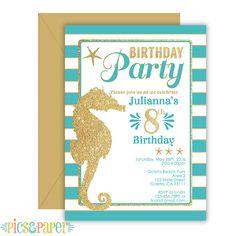 C228-Seahorse-Birthday-Invitation-Listing.jpg 600×600 pixels