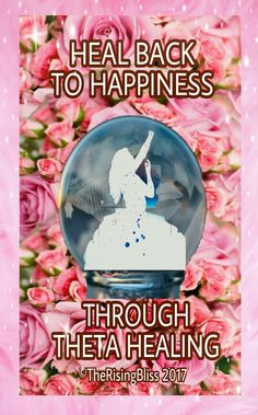 Did you know that it's possible to heal back to happiness? Find out more here: https://therisingbliss.wordpress.com/2018/01/28/how-theta-healing-gave-me-lasting-happiness/