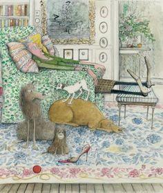 The New Puppy    Sue Macartney-Snape
