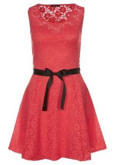 4f7682db84663 Morgan Cocktailkleid   festliches Kleid - rot - Zalando.de Günstige  Kleider