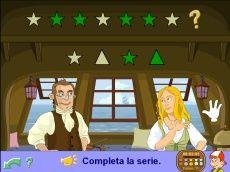 El camarote (series lógicas)   The cabin (logic patterns)
