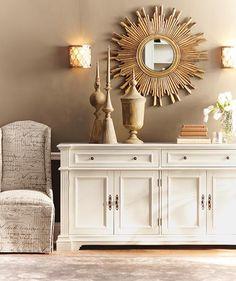 Bufford Cabinet - Home Decorators 5.5 feet long, $636