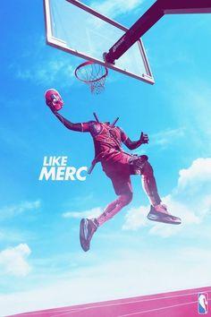 LIKE MERC!