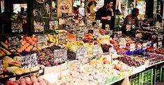 Naschmarktem Viena   Áustria #Viena #Áustria #europa #viagem