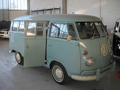 VW t1 Azzurro Diamante 1964 | www.vwkombibus.com like in fac… | Flickr