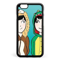 Dan and Phil Apple iPhone 6 / iPhone 6s Case Cover ISVA877