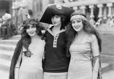 Ann Pennington, Jacqueline Logan & Billie Dove