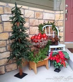 Christmas Porch 2013