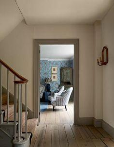 Katharine Howard House Kent | House & Garden Farmhouse Style Kitchen, Interior Design, House, Home, Interior, Kent Homes, Georgian Homes, Inglenook Fireplace, World Of Interiors