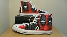 Deadpool converse