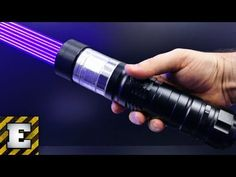 LOOK WHAT WORLD MOST POWERFUL LASER IS ABLE TO DO !!! - YouTube