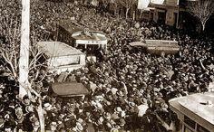 Gasómetro - Av. La Plata - 1935 Previa Argentina - España