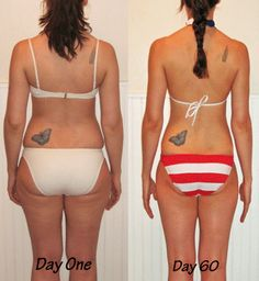 My Brazil Butt Lift workout results are in, and I love them. After following the 60-day at-home workout program, I can't believe the way it changed my body.