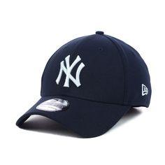 7d226effebf15 New York Yankees Navy Baseball Cap - Meghan Markle s Hats