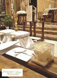 Typographer italian wedding