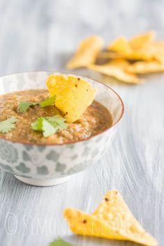 Recept: Mexicaanse salsa | Magimix 4200XL Cuisine Système Foodprocessor - blogreview fonQ.nl | Door @simoneskitchen