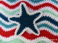 Häkel-Seestern ~ Crochet starfish
