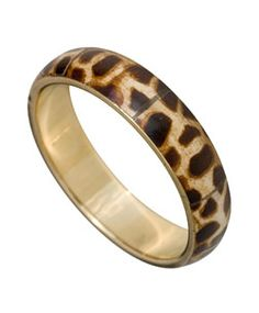 leopard print bracelet - Google Search