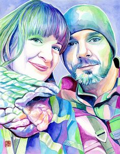 HUSBAND CHRISTMAS GIFT, Custom watercolor portrait, Unique gifts for men,Personalized Christmas couples gift for Christmas gifts for husband gift ideas Birthday Gifts For Husband, Christmas Gifts For Boyfriend, 40th Birthday Gifts, Husband Valentine, Valentines, Romantic Boyfriend Gifts, Romantic Gifts, Unique Anniversary Gifts, Anniversary Gifts For Husband