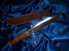 ランドール ナイフ - モデル5は別名キャンプアンドトレイルと呼ばれています。