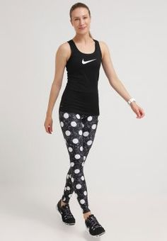 Nike Performance - LEGEND - Tights - cool grey/white