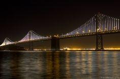 Bay Bridge Light Installation | Flickr - Photo Sharing!