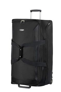 Samsonite XBlade 3 0 Borsone con Ruote 82 31 Poliestere Nero 150 ml 82 cm Hand Luggage Suitcase, Duffle Bag With Wheels, Nylons, Luggage Deals, Childrens Luggage, Travel Tote, Online Bags, Viajes