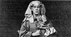 Regardless of anyone's religious or spiritual beliefs, or lack thereof, Aleister Crowley is an incredibly fascinating figure. There's as much myth and lege