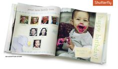 An Adoption Story, photo book from Shutterfly.com