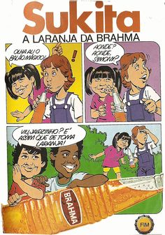 Pict estdio brahma rtulos histricos propaganda pinterest almanaque disney abril 86 ad brahma refrigerante laranja fandeluxe Gallery