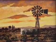 Image result for karoo paintings Wind Turbine, Paintings, Life, Image, Art, Art Background, Paint, Painting Art, Kunst