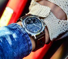 dc74b934e7f Wat voor horloge doe je dan om bij de ScanCoveryTrial 2015. Deze Heuer  lijkt mij. Luxe LevensstijlFerrariKlok