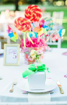 Hot Pink Patterned Baby Shower - Inspired by This