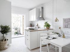 Chytré využití bytové plochy o 38m², díky němuž byt nepůsobí ani malým, ani stísněným dojmem | Living | bydlení | WORN magazine