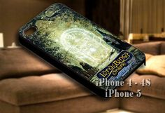 The Lord of The Rings Moria Gate for iPhone case-iPhone 4/4s/5/5s/5c case cover-Samsung Galaxy S3/S4/ case cover