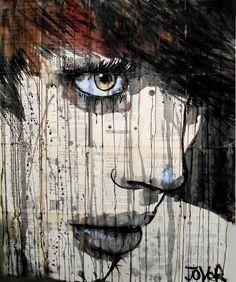 "Saatchi Art Artist: Loui Jover; Pen and Ink 2013 Drawing ""spirit"""