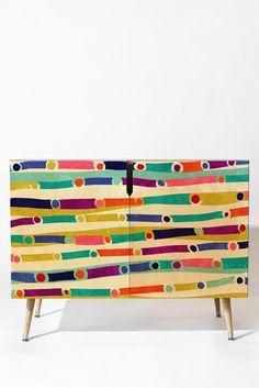 Jacqueline Maldonado Caravan Credenza | DENY Designs Home Accessories