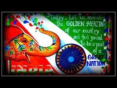 Art ,Craft ideas and bulletin boards for elementary schools: Republic Day unique bulletin board Soft Board Decoration, School Board Decoration, School Decorations, Hanging Decorations, Christmas Art Projects, Easy Art Projects, School Projects, Christmas Diy, Independence Day Drawing