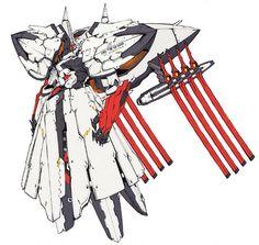Gundam, Robots, Cyberpunk, Highlight, Robot