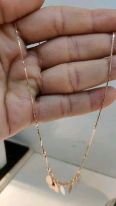 Diy Necklace, Arrow Necklace, Gold Necklace, Gold Jewelry Simple, Fine Jewelry, Jewellery, Plain Gold Bangles, Gold Ring Designs, Custom Earrings