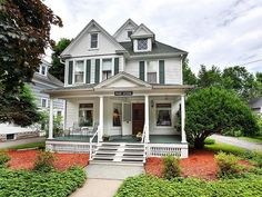 85 Park St, Binghamton, NY 13905 | MLS #311892 | Zillow Exit Realty, Historic Architecture, Landscape Services, Rental Property, Virtual Tour, Home And Family, Real Estate, Exterior, Mansions